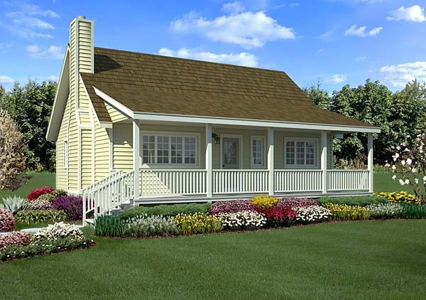 Home Ideas Small Country House Plans