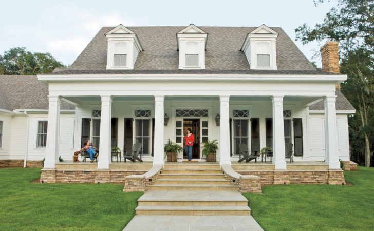 Home Ideas Southern Charm Living