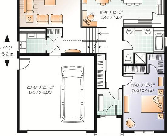 Home Plan Collection Multi Level House Plans