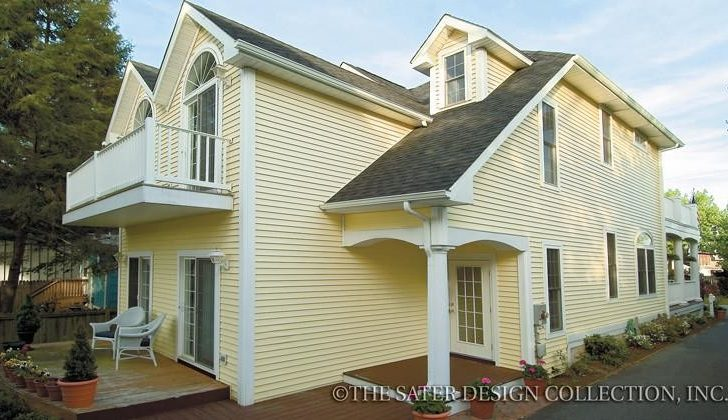 Home Plan Duvall Street Sater Design Collection