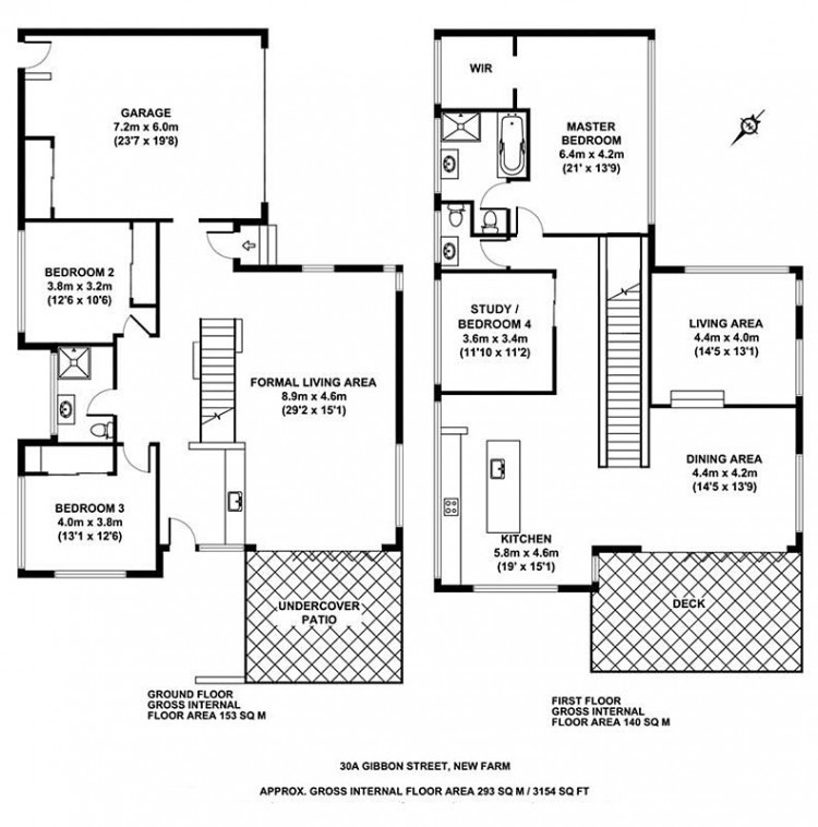 Home Plans Contemporary Concrete