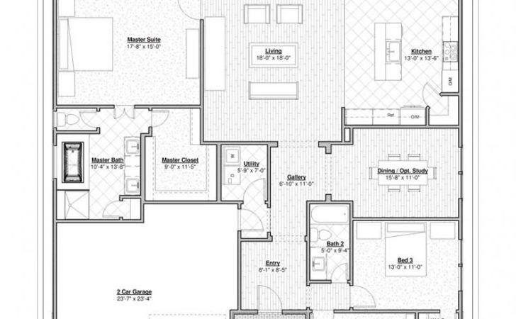 Home Plans Floor Garage Plan Shop Wood