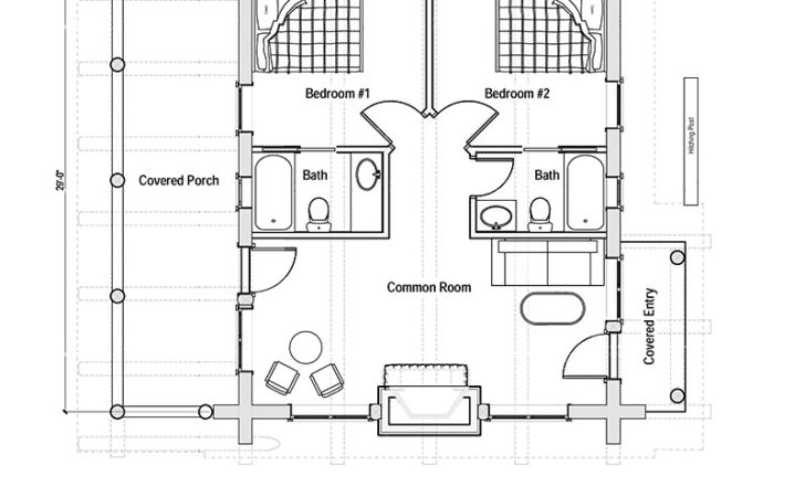 Home Plans House Max Fulbright Designs
