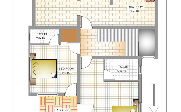Home Plans Indian Style House