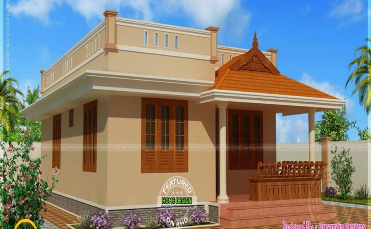 Home Plans Kerala Small House Design