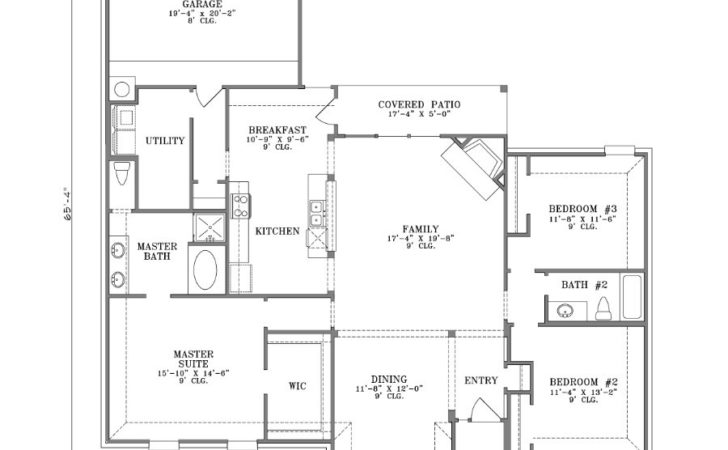 Home Plans Large Great Rooms