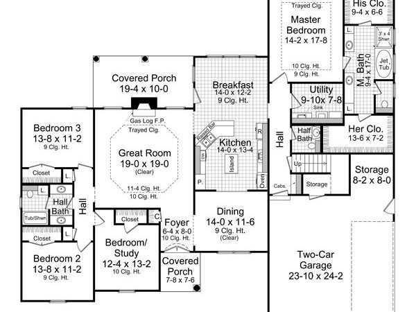 Home Plans Luxury House Over Square Feet