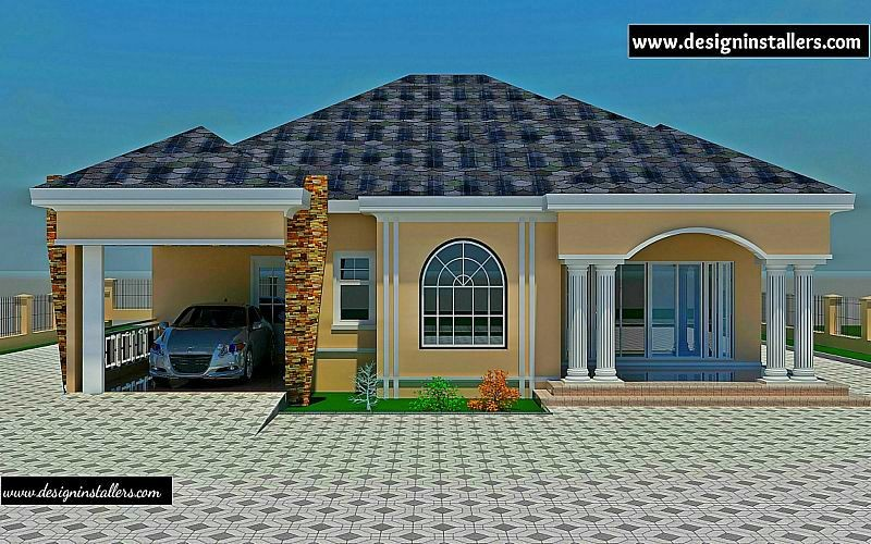 Home Plans Nigeria Further Bungalow House Philippines