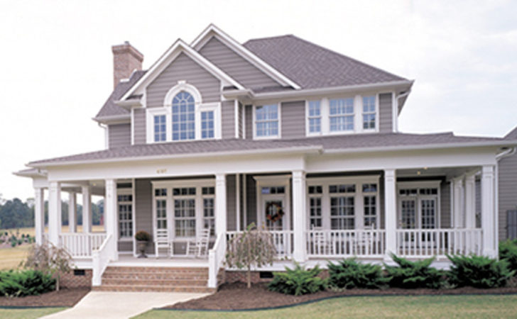 Home Plans Porches Designs