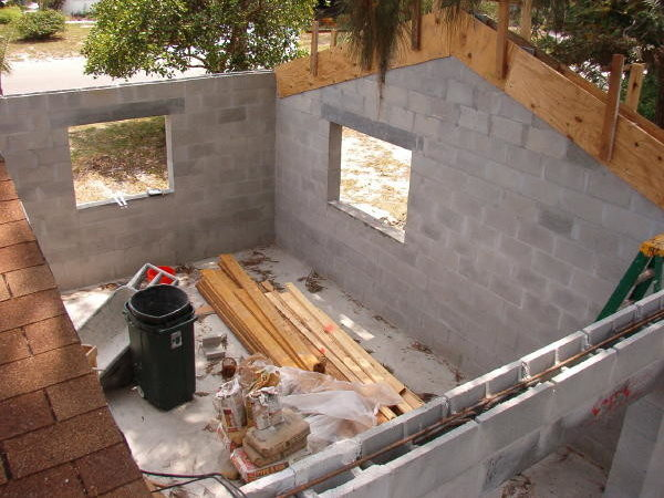 Homes Concrete Block Versus Wood Frame Sarasota