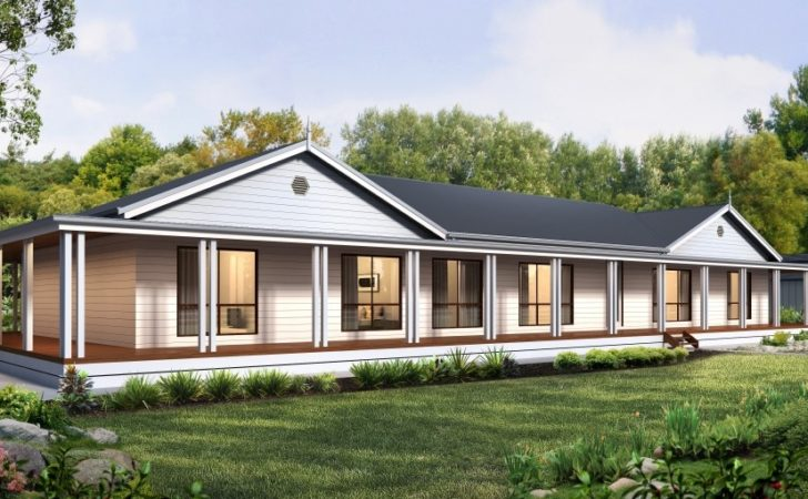 Homestead Country Style Home Range Swanbuild