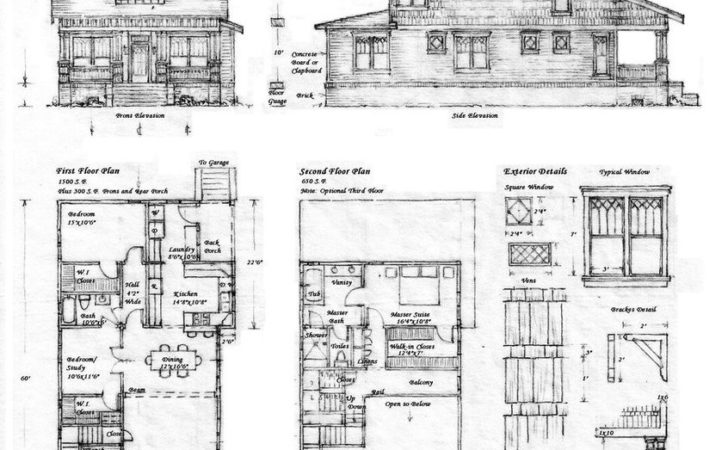 House Craftsman Bungalow Built Ever Deviantart