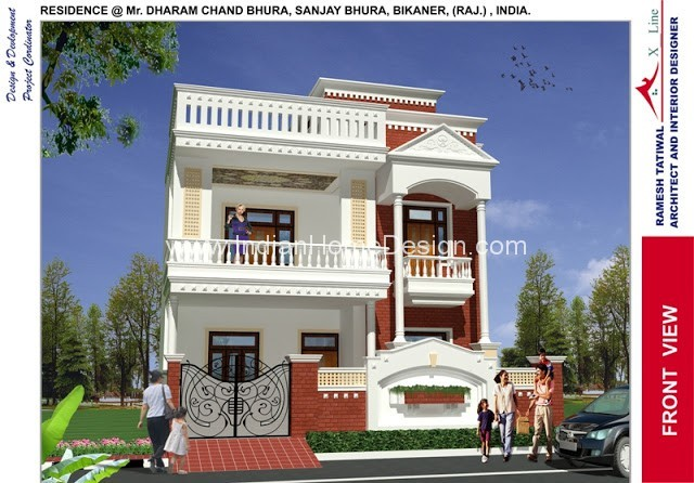 House Designs Indian Style Home Design