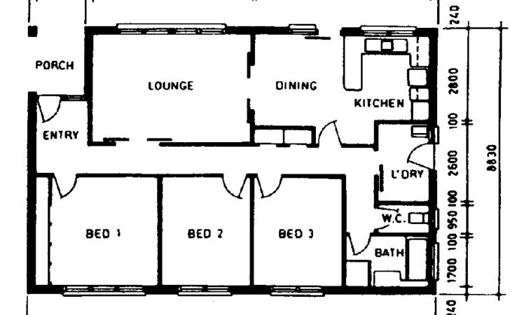 House Floor Plans Examples Design