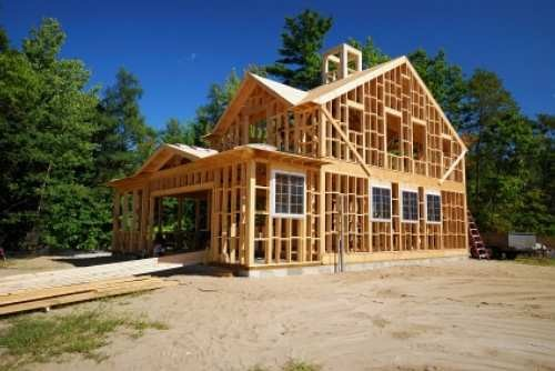 House Framing Structure Raftertales Home Improvement