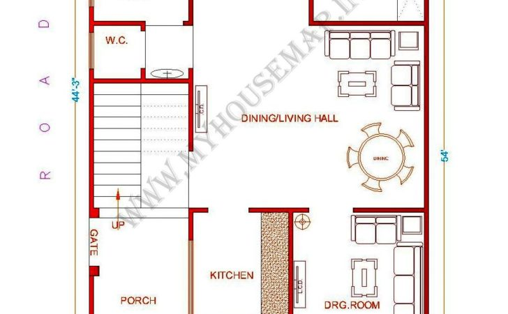 House Map Elevation Exterior Design