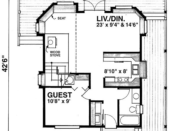 House Plan Chp Coolhouseplans