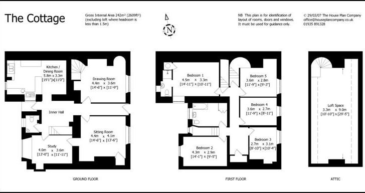 House Plan Company Floor Plans