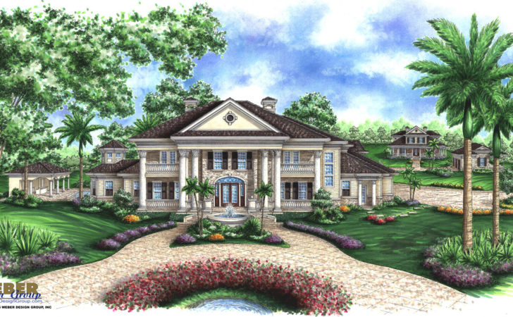 House Plan Creative Plantation Plans Design