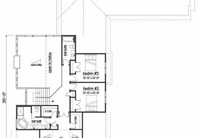House Plan Everly Handicap Accessible