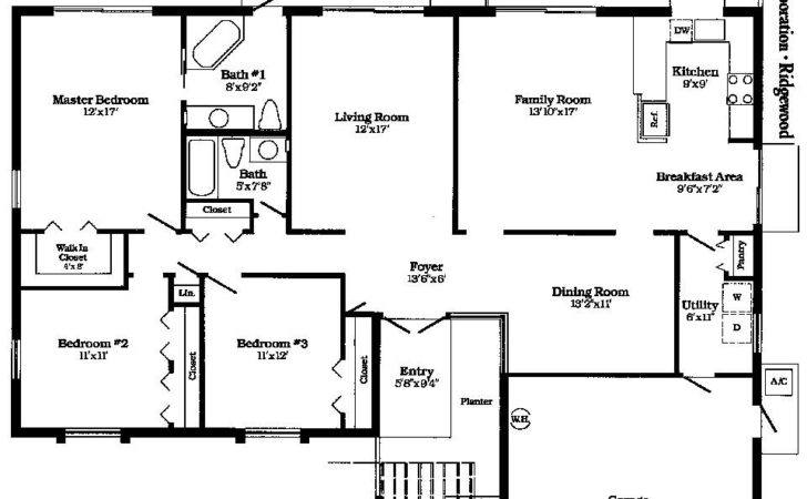 House Plan Floor Samples