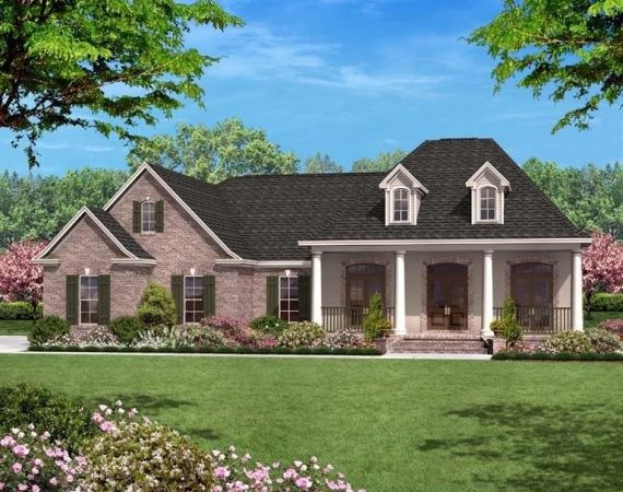 House Plan Forest Hills