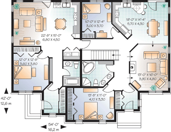 House Plan Law Suite Floor Master