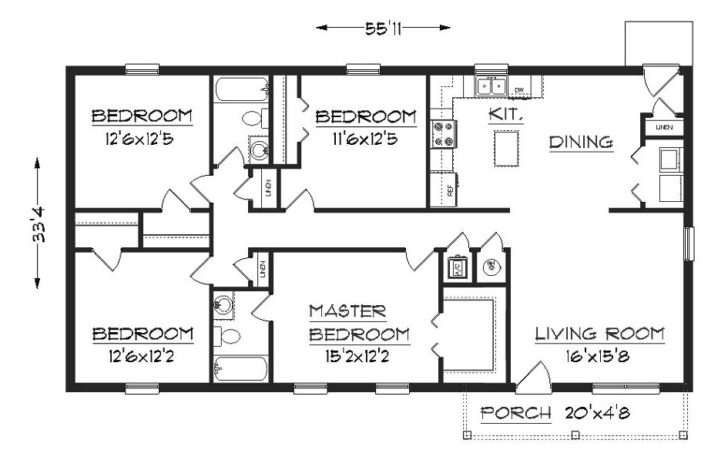 House Plan Plansource Inc