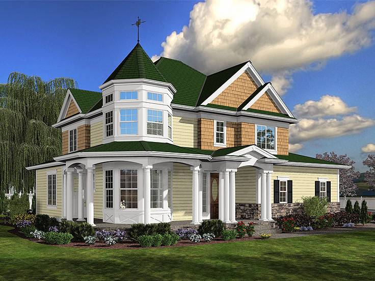 House Plan Shop Blog Elegant Victorian Plans