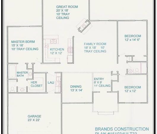 House Plans Additions Floor