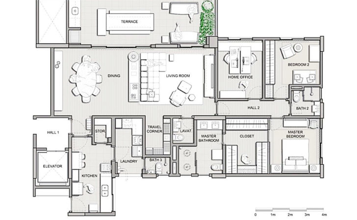 House Plans Attached Inlaw Apartments Home Design