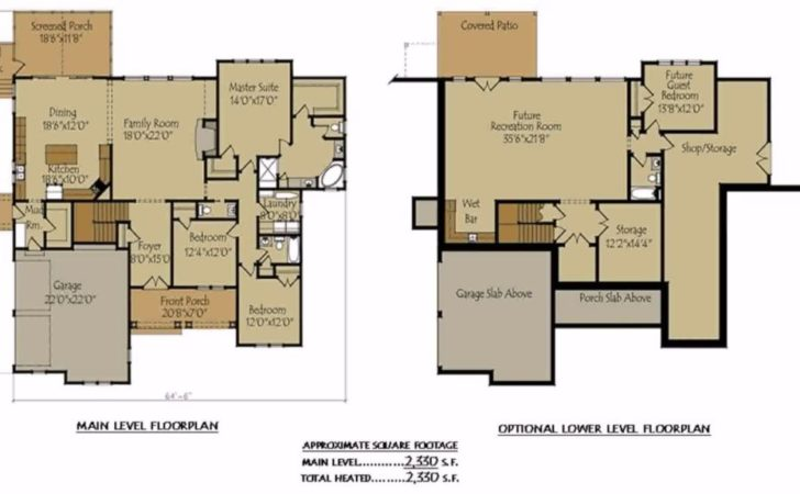 House Plans Basement Layout