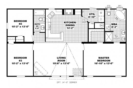 House Plans Basements Basement