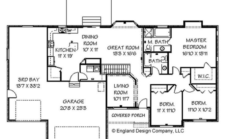 House Plans Bluprints Home Garage