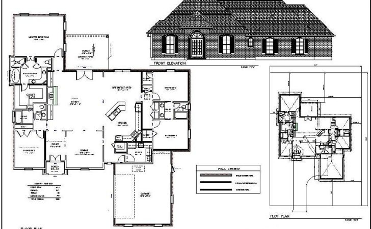 House Plans Design Architectural Designs Drawings
