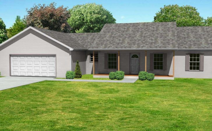 House Plans Design Small Ranch