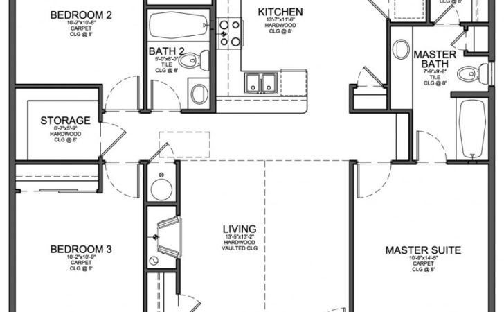 House Plans Designs Homes Floor