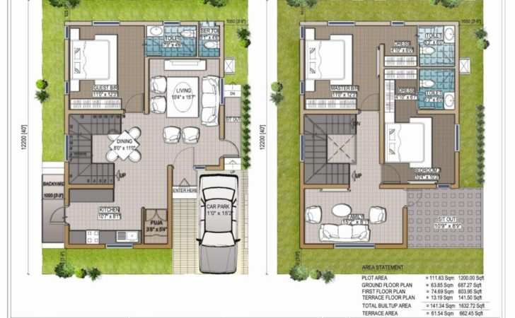 House Plans East Facing