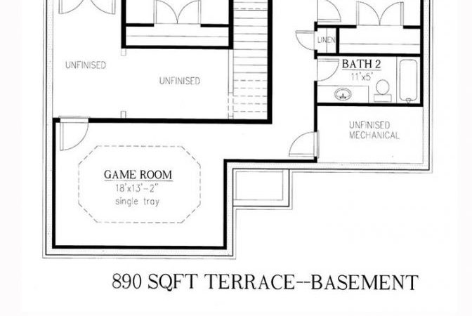 House Plans Foot Wide Lot Home Deco
