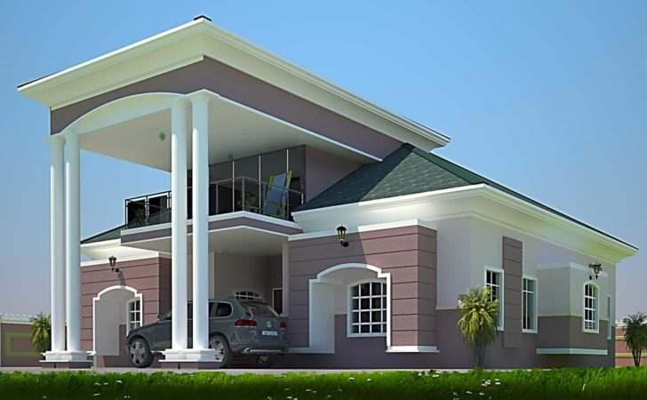 House Plans Ghana Fatak Bedroom Plan