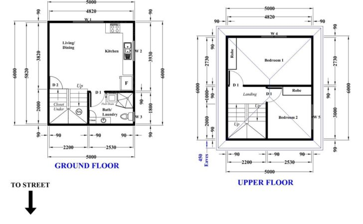 House Plans Granny Flats Attached