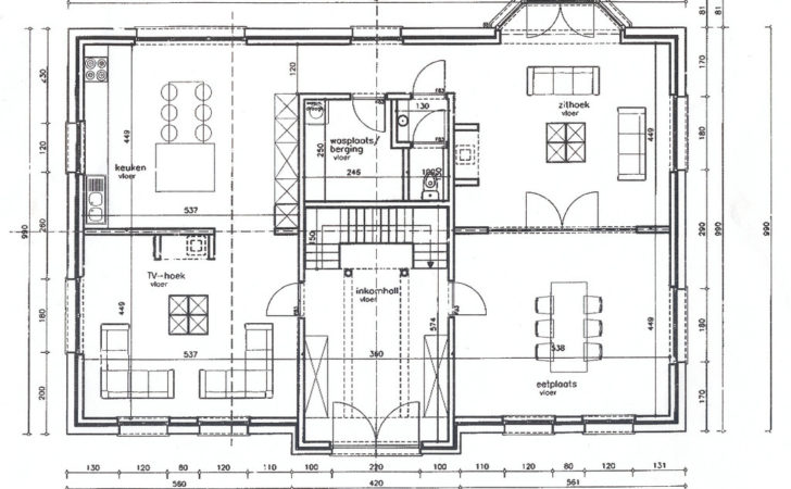 House Plans Ground Floor Proposed