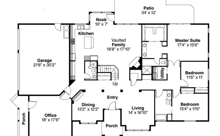 House Plans Handicap Accessible