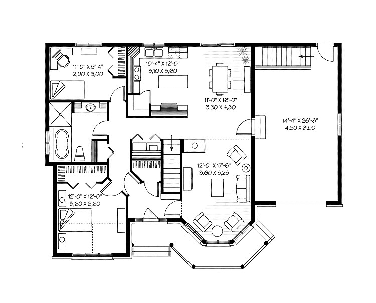 House Plans Home Floor Building
