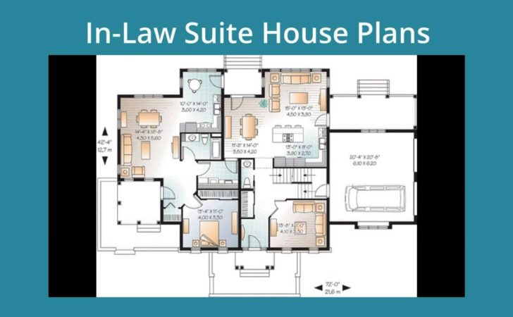 House Plans Inlaw Suite Detached
