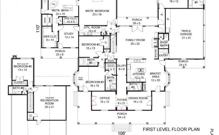 House Plans Mother Law Apartment