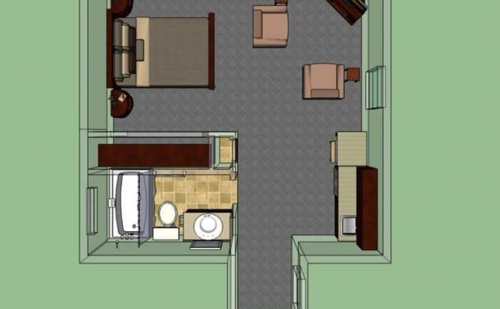 House Plans Mother Law Suite