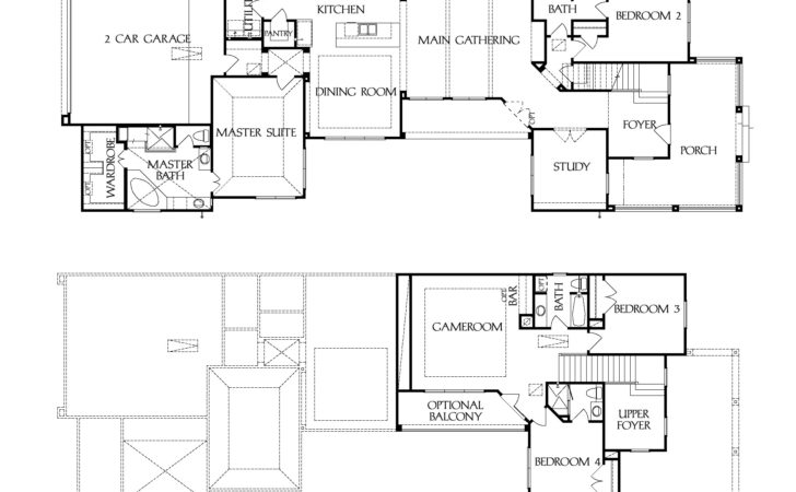 House Plans One Story Square Feet