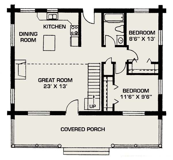 House Plans Small Houses Homes Floor