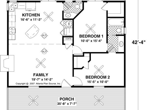 House Plans Small
